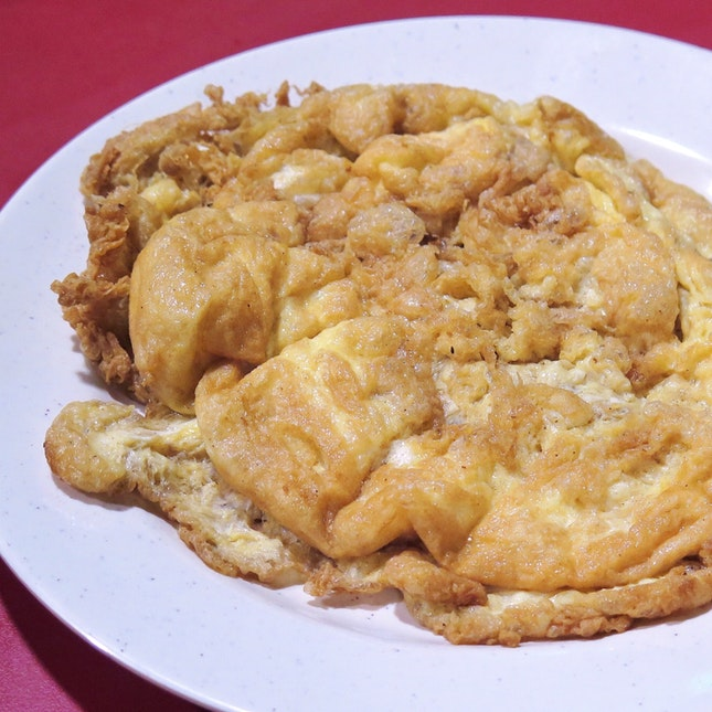 Omelette Egg [$4]