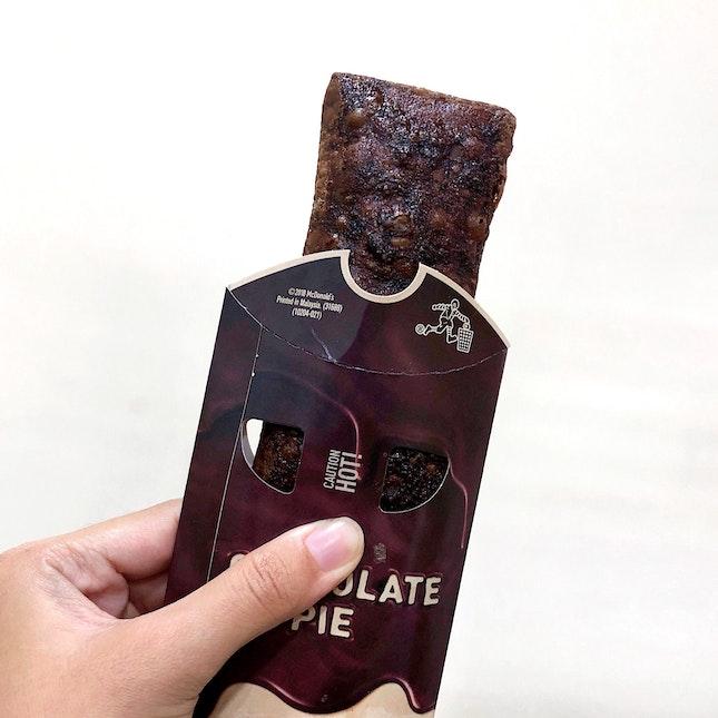 Chocolate Pie [$1.40]