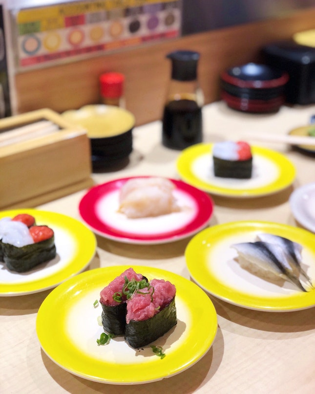 Ryoshi Sushi Ikeikemaru [Price Varies]
