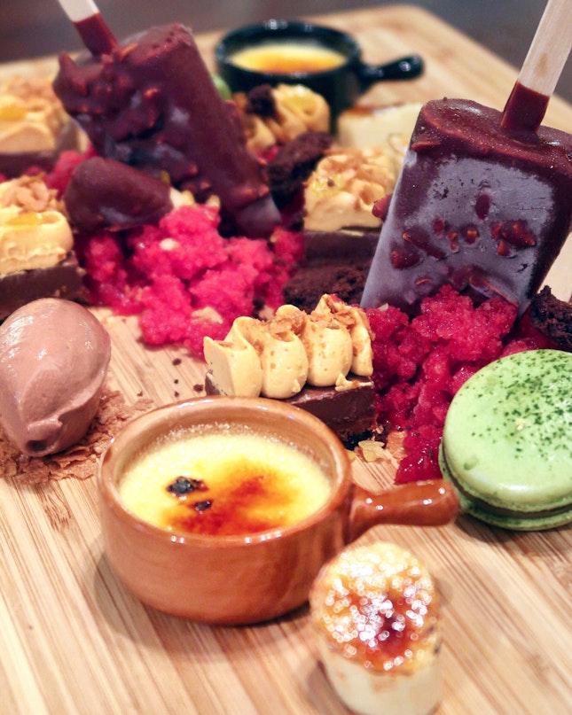 MU Dessert Platter [$48 for Big]