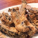 Fried Portobello [$9.90]