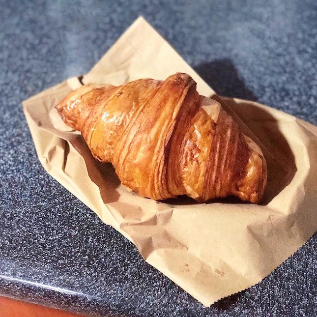 Croissant [$3.20]