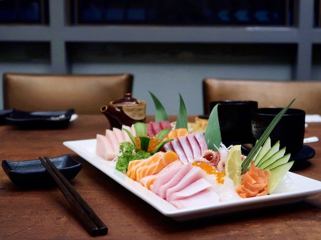 Shin Minori Japanese Buffet [$49.90/Pax for Lunch Buffet]