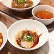 Szechuan Dumplings [$5]