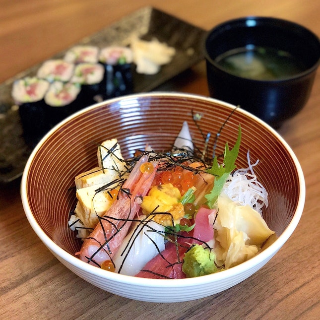 Kaisen Don - Assorted Raw Fish [$38]