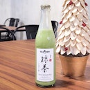 Cold Matcha Milk [$7]