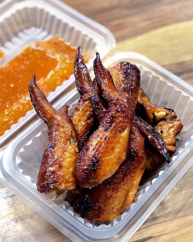 Chicken Wing [2.40RM • S$0.80 Each]