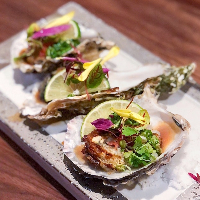 Japanese Oyster from Mie Prefecture (3 Pcs) [$22]