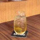 Umeshu Soda [$10]