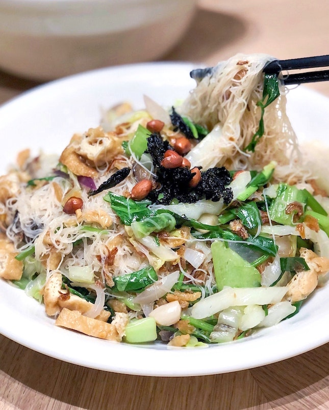 Fried Heng Hwa Bee Hoon 兴华炒米粉 [$21.8 for M]