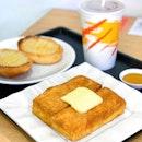 French Toast 法兰西多士 [$3.50]