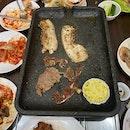 Go-to for Korean BBQ buffet