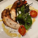 Sublime grilled Octopus