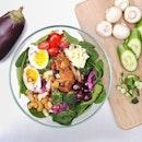 Vegetarian Ratatouille Salad ($11).