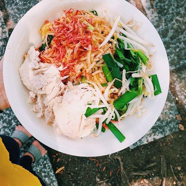 Organic Pad Thai【¥750】