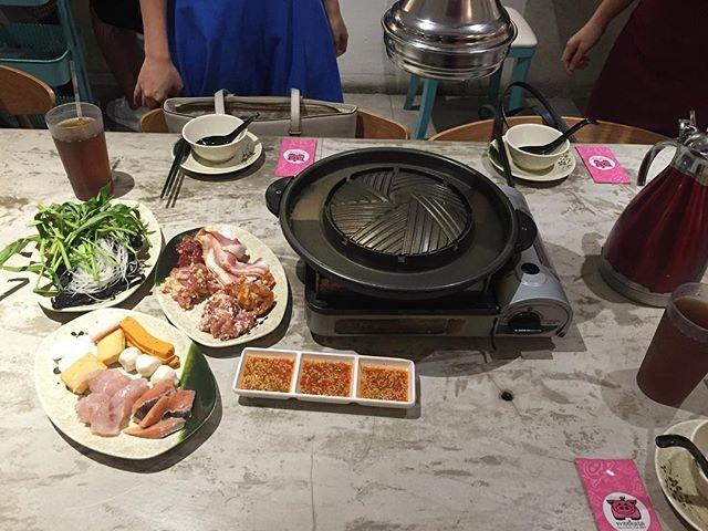 Mookata Traditional Thai BBQ (Bugis Junction)