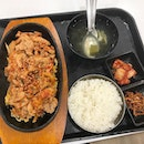 One of the better Korean food stalls around in food courts.