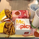 "Twister fries, prosperity burger, McSpicy - ain't no time like the Chinese New Year period to get your ""heatiness"" on."