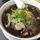 A bigger version of Thai Boat Noodles.