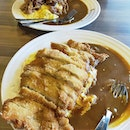 Jap Curry and Omurice .