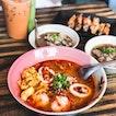 Thai Boat Noodles (Tom Yum / Beef / Pork)