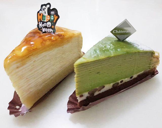 Korean Crepe Cake Recipe: White Zebra Mille Crepe At Châteraisé (Westgate)