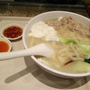 Weekday food chronicles part 3: my favourite ban mian in the office area!