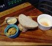The lokal breakfast yesterday morning!