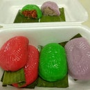 After trying the non peanut flavours from #jixiangangkukueh , my verdict is that I prefer poh cheu at Alexandra!