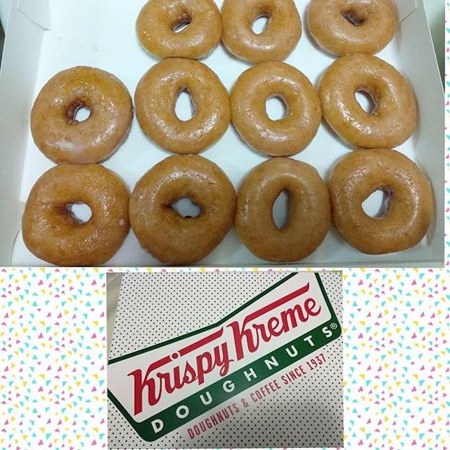 Original Krispy Kreme is the best!