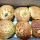 One of the must buys when at shunfu Mart ~~ muffins!