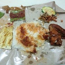 My favourite nasi lemak from epok epok central at eunos!