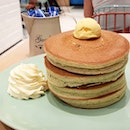 Craving for pancakes, so I decided to check out Belle Ville!