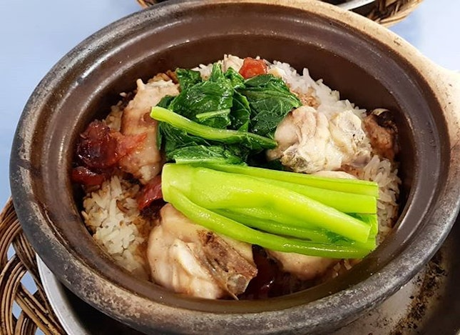 Coincidentally, we paid a visit to Lian He Ben Ji claypot rice on the same day they were featured on foodking noc!