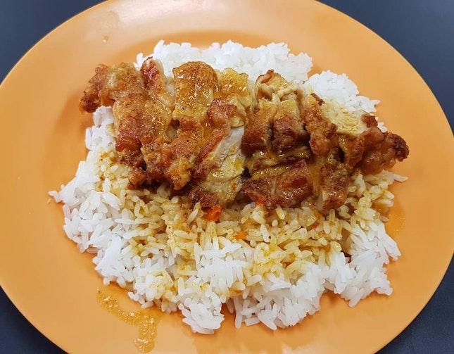Curry Chicken Cutlet