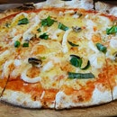 Seafood Pizza!