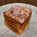 Taro Orh Nee Croissant Cube
