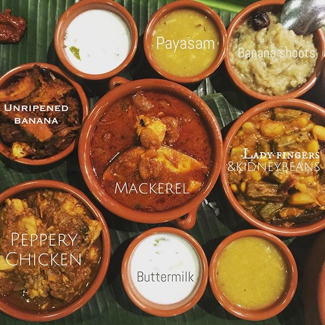 There is more than the curry fish head in the indian cuisine world.
