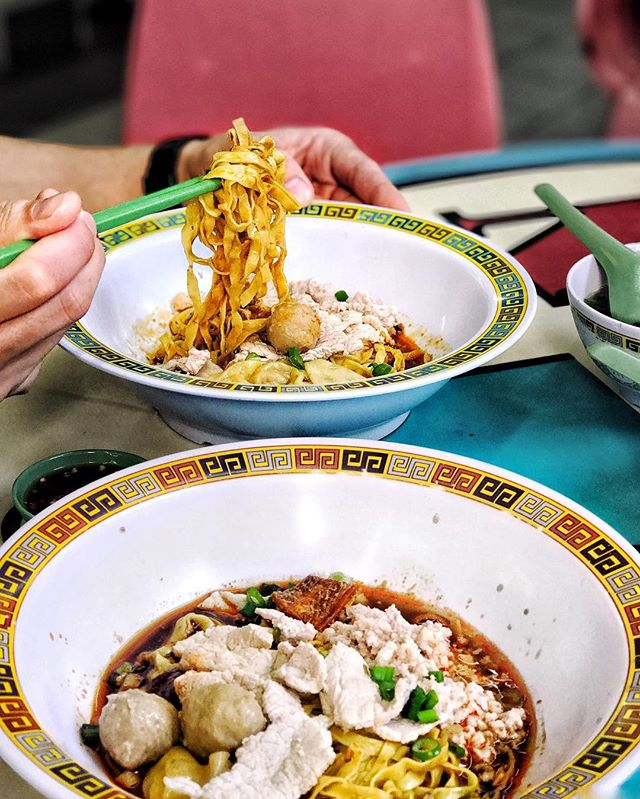 Bakchormee —$6 Queued over an hour last week for this bowl of michelin-starred bcm that is arguably how traditional bcm should taste like.