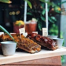 [GIVEAWAY] @morganfieldssingapore is giving away 1x half slab of Tennessee Whiskey BBQ & 1x half slab of Carolina Mustard BBQ Sticky Bones to 1 winner!