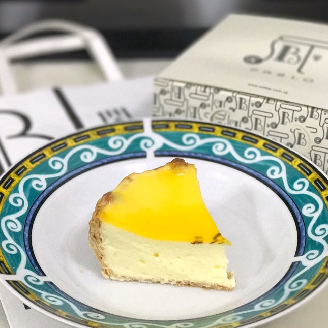 Pablo Baked Cheese Tart