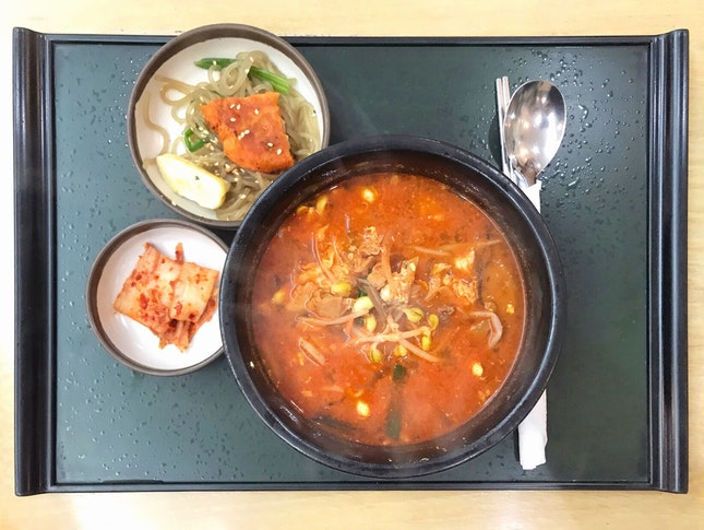 The Palace Korean Restaurant 궁