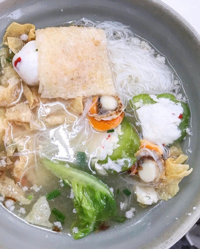 Ah Koong Restaurant 亞坤純正西刀魚丸