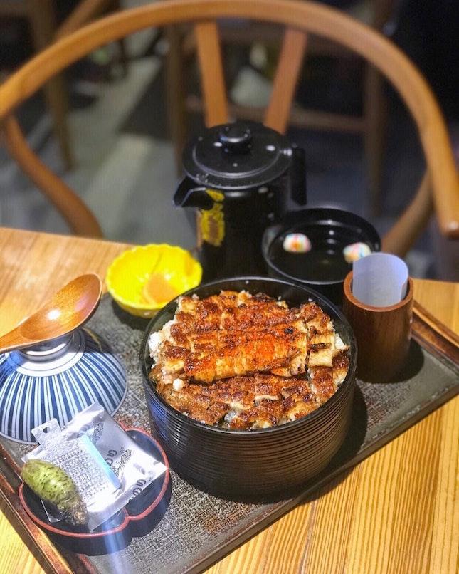 Man Man Japanese Unagi Restaurant 鰻満 (Keong Saik Rd)