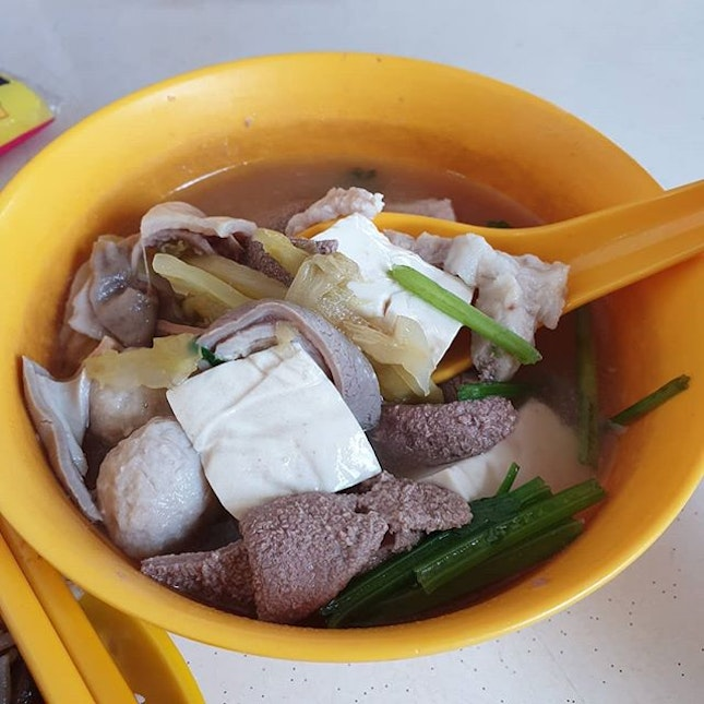 Freshest ingredients in generous servings (both size and quantity) I ordered a small bowl @ $4.