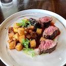 Lunch - Steak