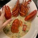 Lobster Pao Fan