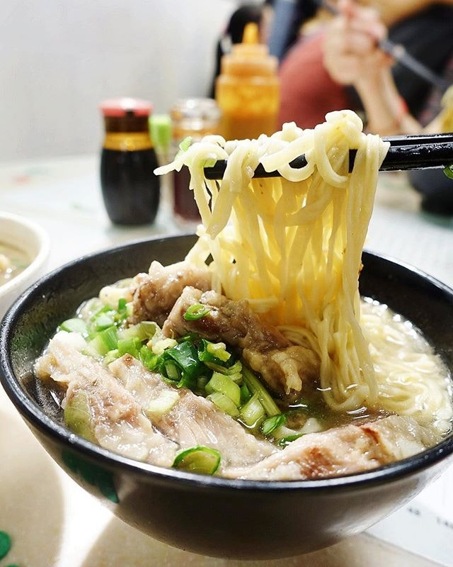 Kau Kee Restaurant 九記牛腩