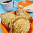 Tanglin Crispy Curry Puff (Hong Lim Market & Food Centre)