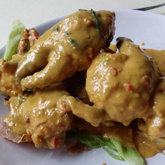 Salted Egg Crab from Keng Eng Kee Seafood #sgig, #igsg, #sgfood, #instasg #food #foodpics #foodporn #instafood #foodies #foodgasm #foodstagram #burpple #delicious #yummy #awesome #iglikes #tripadvisor #foodblogger #sgfoodie #sgfooddiary #openrice #hungrygowhere #igfood #sgfoodies #eatoutsg @eatdreamlove #eatdreamlove http://www.eatdreamlove.com